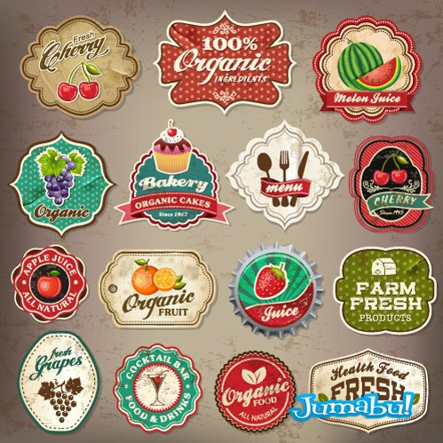 etiquetas-logos-comida