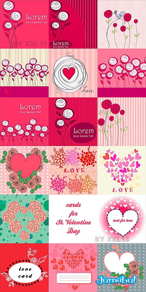 fondos florales - Vectores Románticos