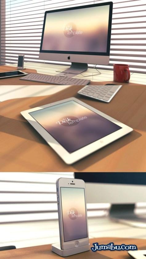 iPad-Template-psd