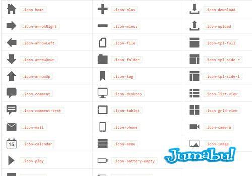 iconos con css - Iconos Simples Creados con CSS