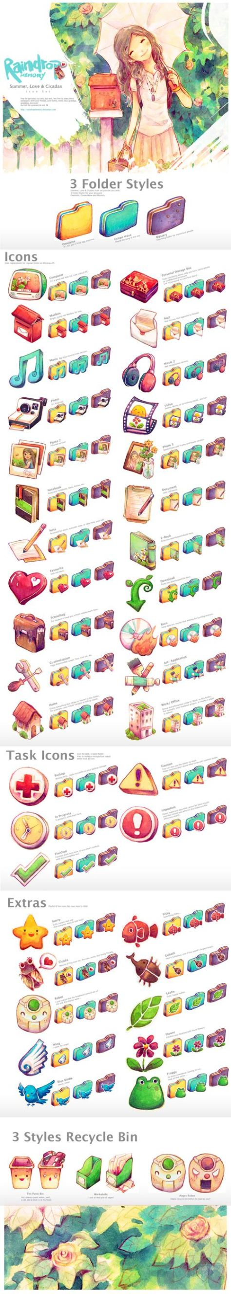 iconos-cartoon-colorfull