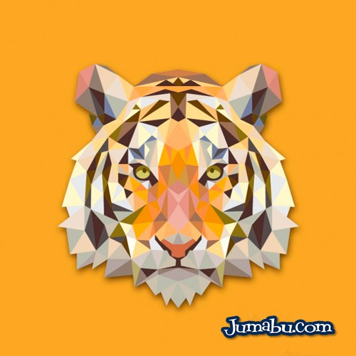 leon-vectorizado