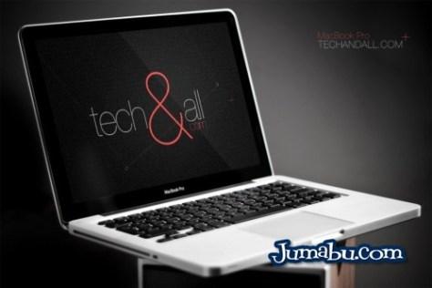 macbook pro plantilla photoshop