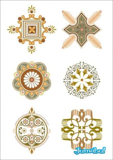 ornamentos-vectoriales
