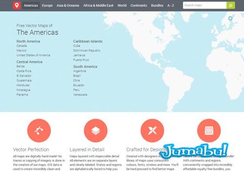 mapas-vectorizados-gratis