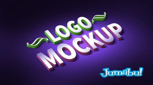mockup-logo-3d