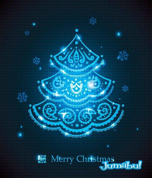 pino-arbol-navidad-azul