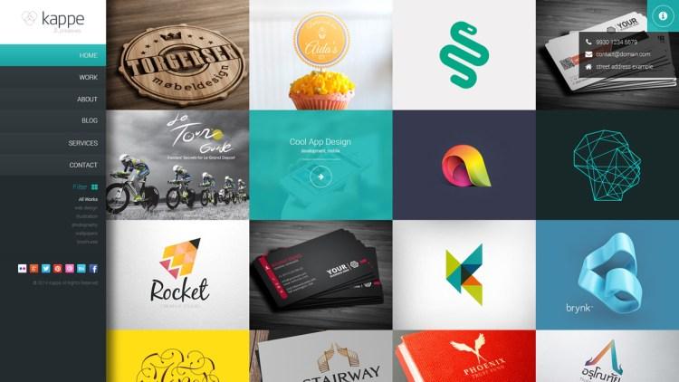 plantillas-psd-portfolio-personal