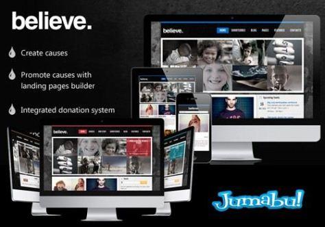 theme-wordpress-believe