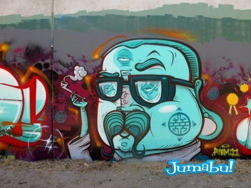 yok1 500x375 - Excelente Blog de Grafitis