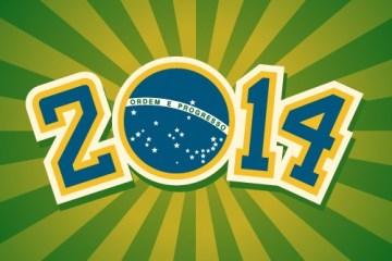 2014 brasil futbol vectores - Brasil 2014 Vectorizado