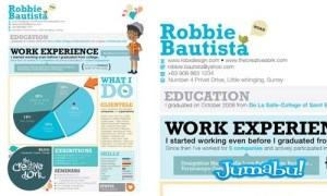 20Resume the Creative Dork by - Curriculums Creativos