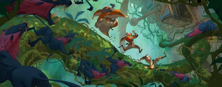 Marcin-Jakubowski-pintura-digital-selva