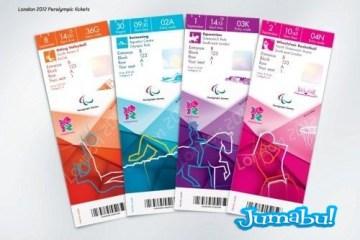 Ticket designs 4 500x3532 - Tickets Olímpicos de Londres