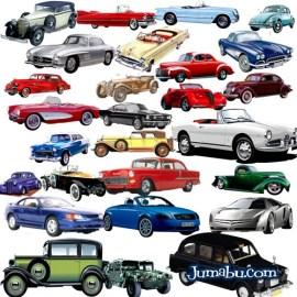 autos antiguos psd recortados gratis - Automóviles Antiguos en PNG Recortados