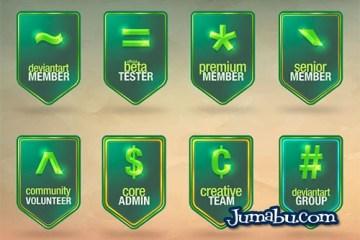 badges png - Etiquetas de Miembros en PNG