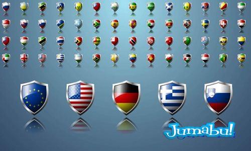 flags world simbol