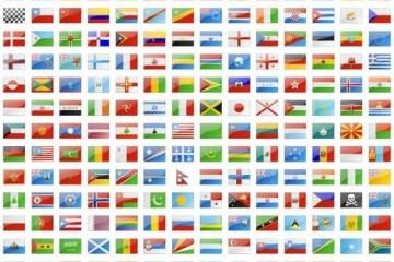 banderas mundo flags world - Banderas de todo el Mundo