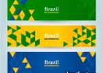banners encabezados headers brasil2014 - Banners Verde y Amarillos Brasil 2014