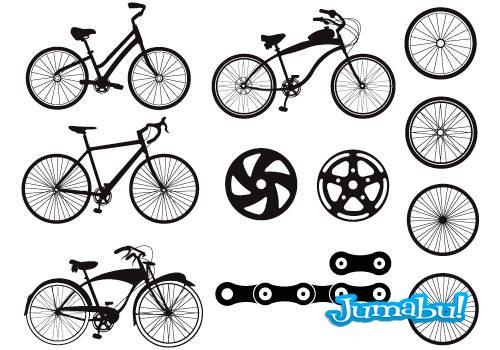 bicicletas-vectorizadas-siluetas-2