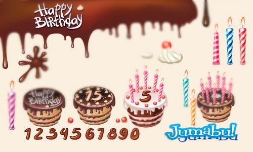 birthday-vectors