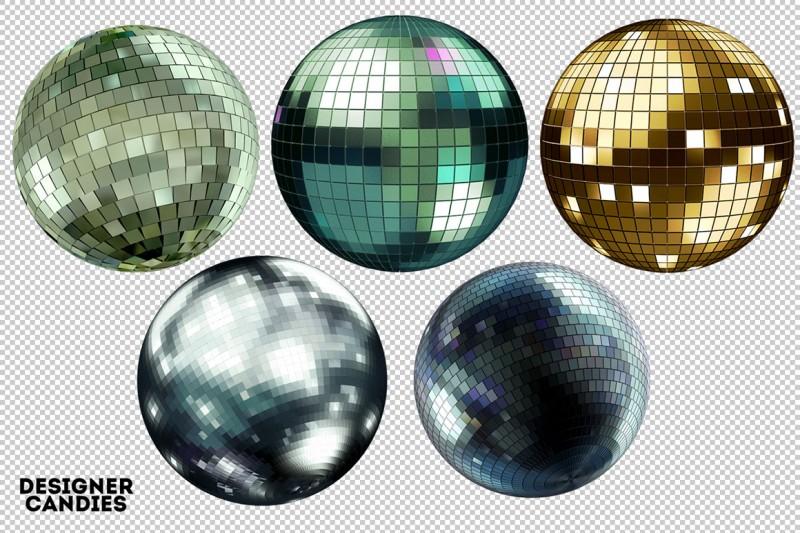 bolas-de-espejo-discos