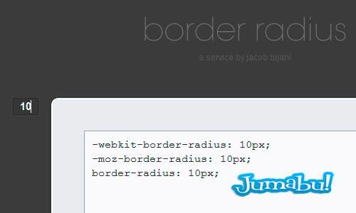 border radius puntas redondeadas css - Puntas Redondeadas con CSS