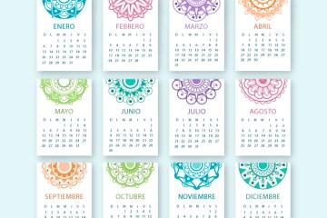 calendario 2019 gratis imprimir - Calendario 2019 en español y totalmente gratis