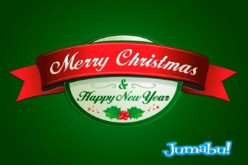 christmas navidad label etiqueta - Etiqueta Navideña para Editar en Vectores