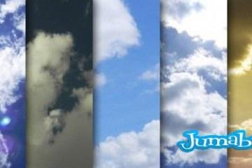 cloudtexturespack 500x2503 - Texturas de Nubes en JPG HD