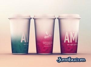cups mockup600 - Mock Ups de Vasos Térmicos tipo Starbucks