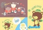 dibujos de osos en vectores - Dibujos Infantiles en Vectores