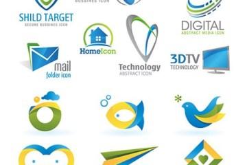 diseno logos isologotipo vectorizados - Diseño de Logos en Vectores para Descargar