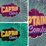 efecto comic texto photoshop - Cómo hacer un efecto comic en tus diseños