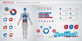 elementos-medicos-vectores