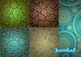 empapelados ornamentales - Arabescos y Ornamentos Empapelados Antiguos