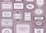 etiquetas bodas casamientos gratis - Etiquetas Vintage para Bodas