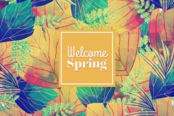 fondo estampados primaveras - Textura de primavera para estampados en playeras