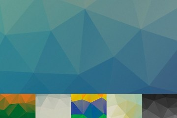 fondos diamantes.vectorizados - Fondos Geométricos con Estilo Diamante en Vectores