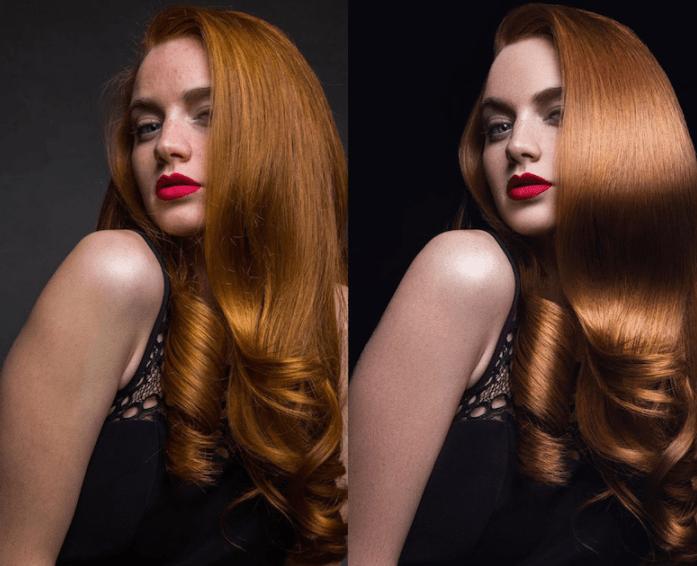 fotografia publicidad antes y despues de photoshop - Mujeres, paisajes, niños, antes y después de aplicarle photoshop!