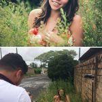 fotos trucadas para redes sociales - Gracioso backstage de esas fotos que lucen tan bonitas en Instagram