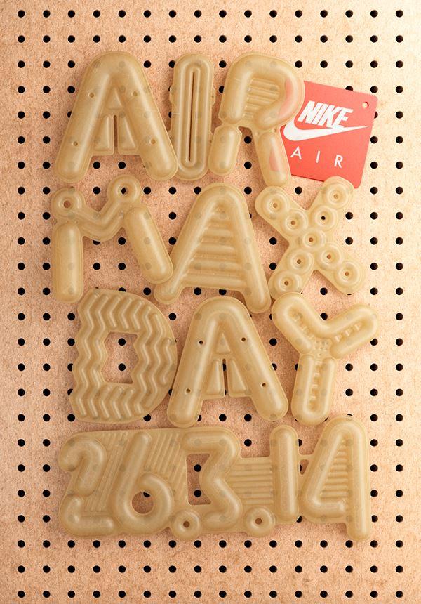 galletitas numeros y letras 3d - Conoce el fascinante trabajo de Chris Labrooy