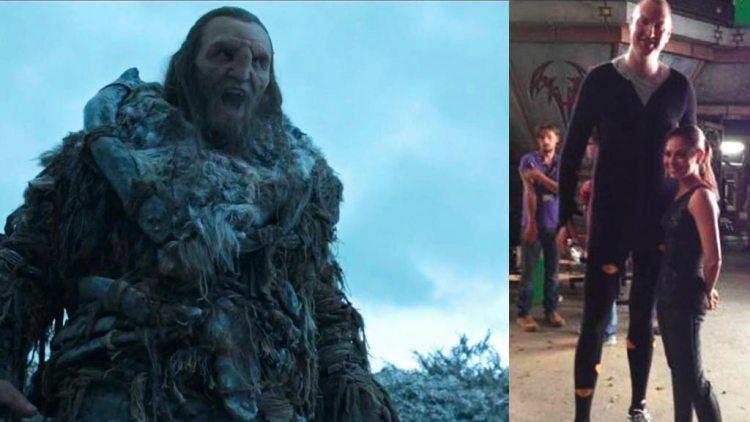games of thrones hombre mas alto 1024x576 - Games of Thrones batió 6 records mundiales y estrenó su anteúltima temporada!