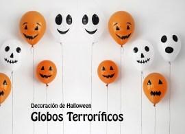 globos decoracion halloween - Decoración para Halloween