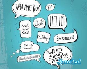 globos dialogo comic - Globos de Diálogo Dibujados a Mano con Estilo Comic