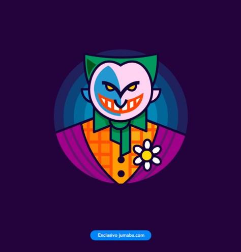 guazon-joker-vector