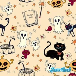 halloween personajes vectores - halloween-personajes-vectores
