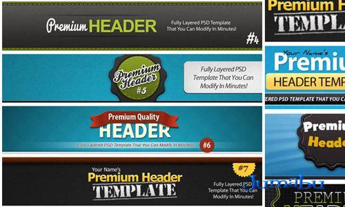 headers newsletters - Encabezados para Newsletters