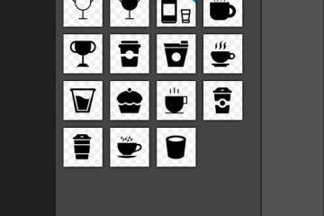 iconos planos photoshop - Buscar íconos sin salir de Photoshop ni Illustrator