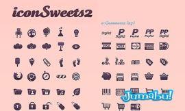 iconos sweets pink icon - Iconos Femeninos en PSD
